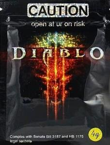 Buy Diablo Herbal Incense